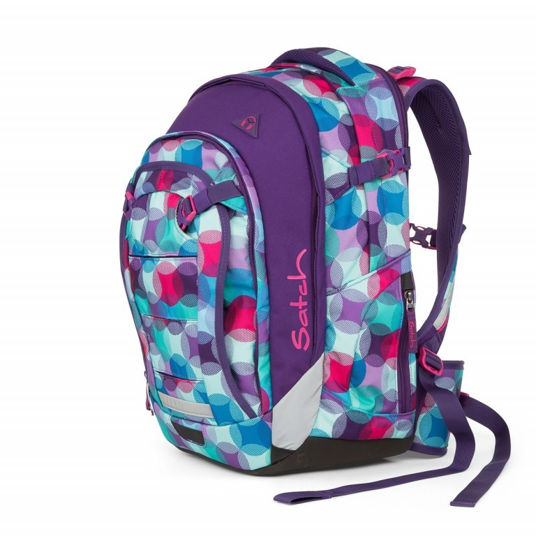 Satch Match Rucksack Hurly Pearly, Manufacturer: Satch, EAN: 4057081012558, Image 2 of 4
