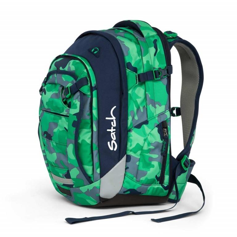 Satch Match Rucksack Camouflage Grün, Marke: Satch, EAN: 4057081005239, Bild 3 von 7