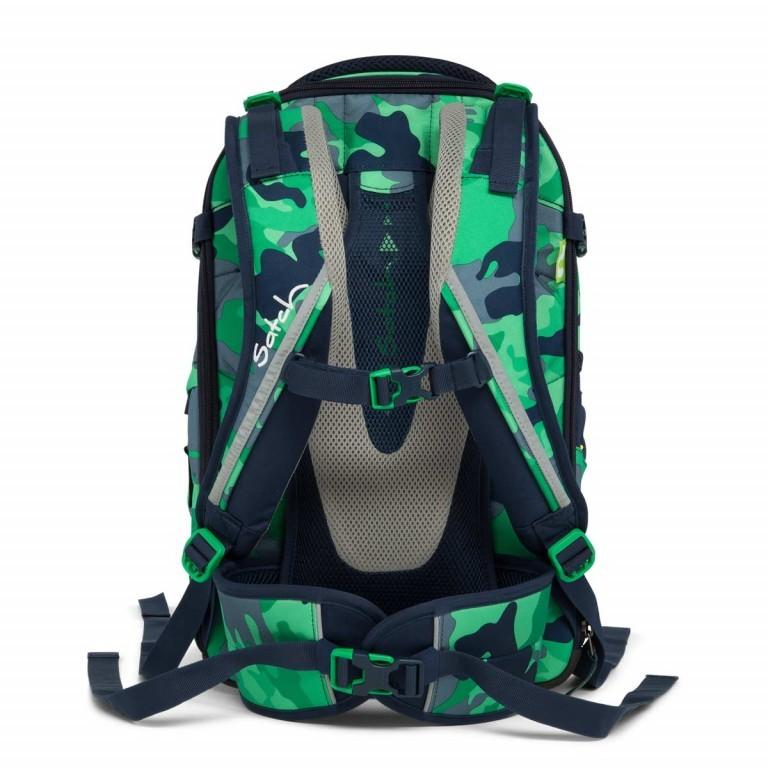 Satch Match Rucksack Camouflage Grün, Marke: Satch, EAN: 4057081005239, Bild 6 von 7