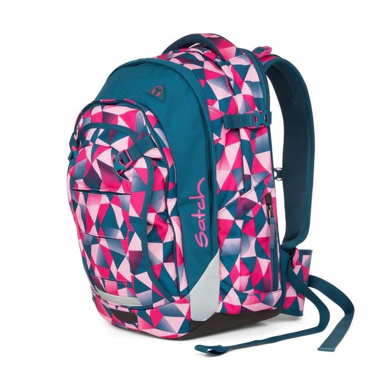 Satch Match Rucksack Pink Crush, Marke: Satch, EAN: 4057081012565, Bild 2 von 4