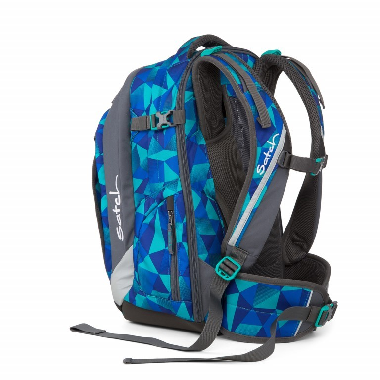 Satch Match Rucksack Mint Crush, Manufacturer: Satch, EAN: 4260389762210, Image 3 of 4