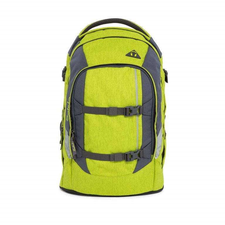 Satch Pack Rucksack Ginger Lime, Manufacturer: Satch, EAN: 4057081005147, Dimensions (cm): 30.0x45.0x22.0, Image 1 of 7