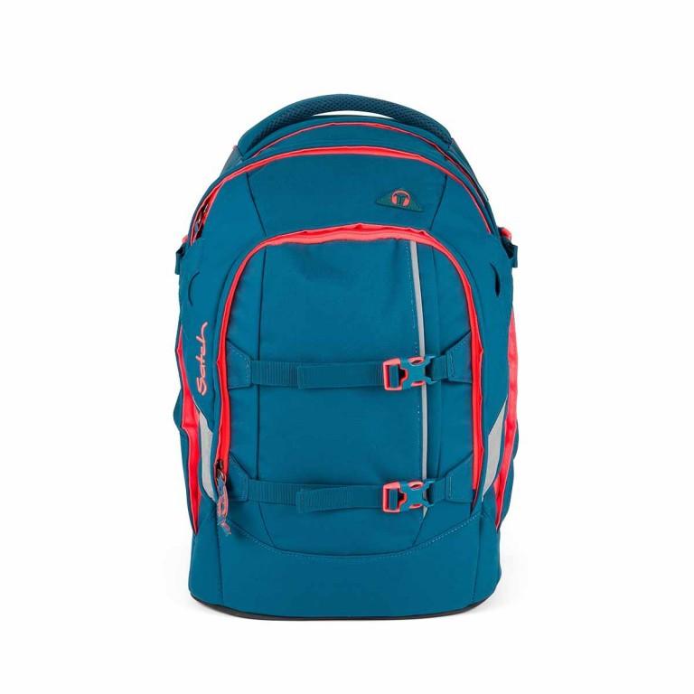 Satch Pack Rucksack Deep Sea, Farbe: blau/petrol, Manufacturer: Satch, EAN: 4260389768243, Dimensions (cm): 30.0x45.0x22.0, Image 1 of 4