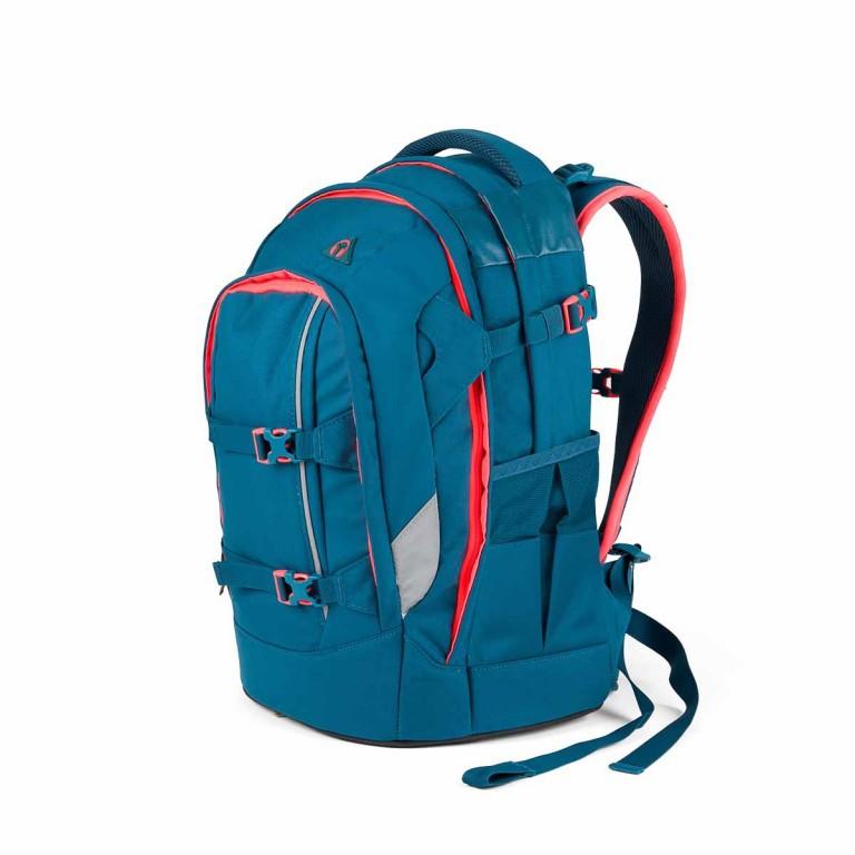 Satch Pack Rucksack Deep Sea, Farbe: blau/petrol, Manufacturer: Satch, EAN: 4260389768243, Dimensions (cm): 30.0x45.0x22.0, Image 2 of 4