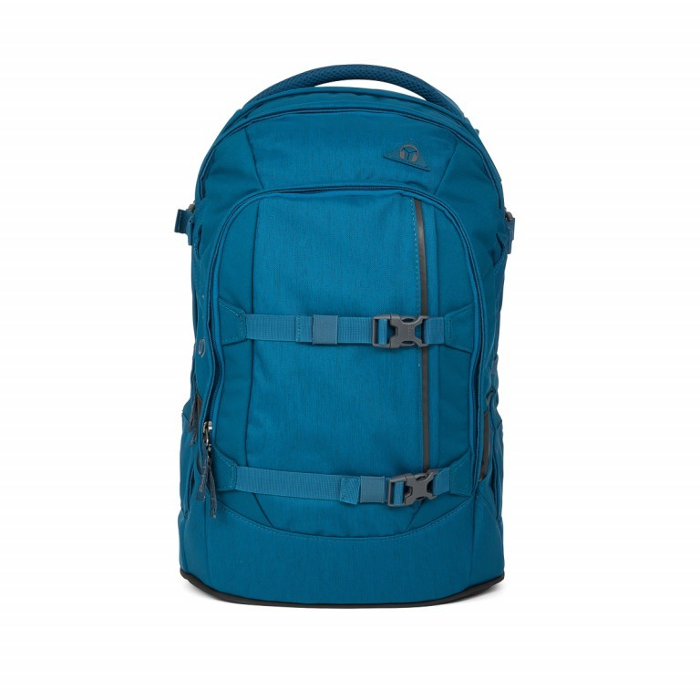 Satch Pack Rucksack Canny Petrol, Farbe: blau/petrol, Manufacturer: Satch, EAN: 4057081012503, Dimensions (cm): 30.0x45.0x22.0, Image 1 of 4