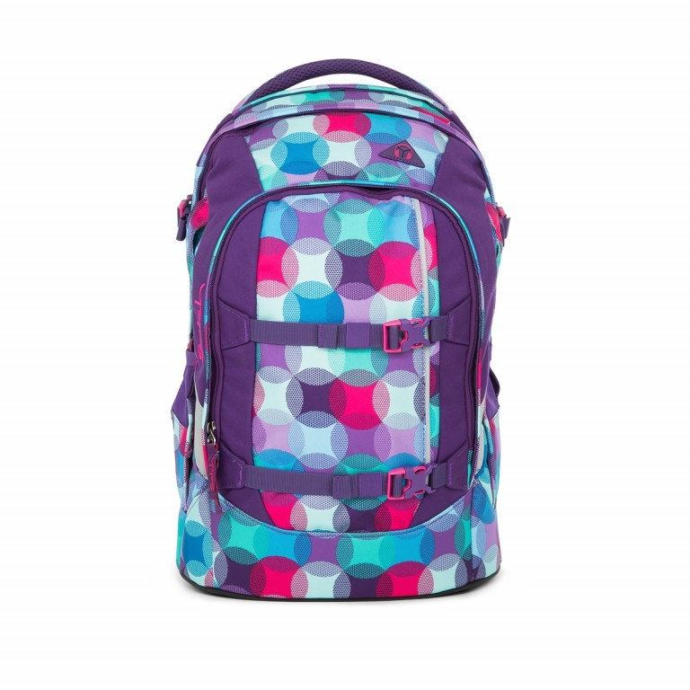Satch Pack Rucksack Hurly Pearly, Manufacturer: Satch, EAN: 4057081012442, Dimensions (cm): 30.0x45.0x22.0, Image 1 of 4