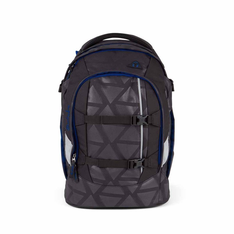 Satch Pack Rucksack Black Triad, Manufacturer: Satch, EAN: 4260389768250, Dimensions (cm): 30.0x45.0x22.0, Image 1 of 4
