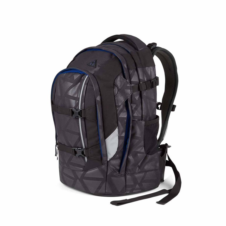 Satch Pack Rucksack Black Triad, Manufacturer: Satch, EAN: 4260389768250, Dimensions (cm): 30.0x45.0x22.0, Image 2 of 4