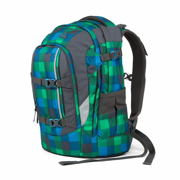 Satch Pack Rucksack Hip Flip, Manufacturer: Satch, EAN: 4057081012497, Dimensions (cm): 30.0x45.0x22.0, Image 2 of 4
