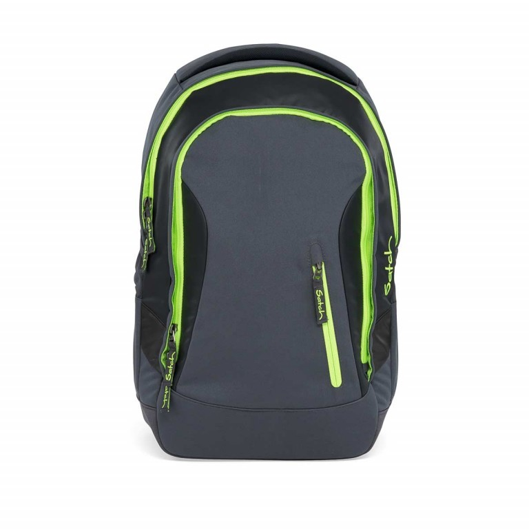 Satch Sleek Rucksack Phantom, Farbe: anthrazit, Manufacturer: Satch, EAN: 4057081005246, Dimensions (cm): 27.0x45.0x15.0, Image 1 of 7