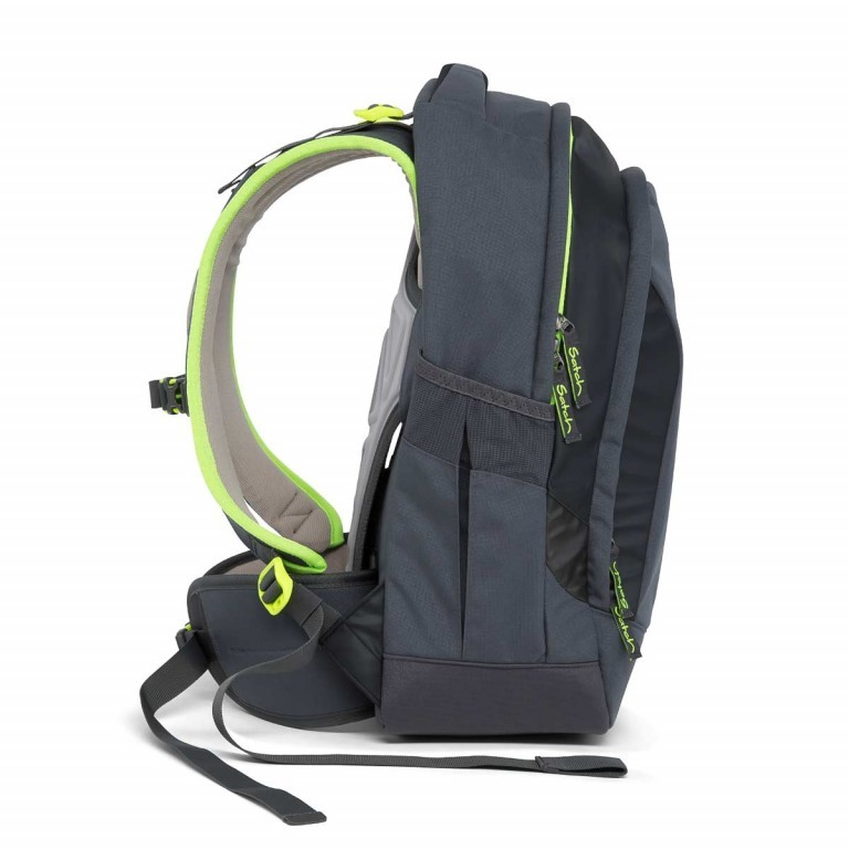 Satch Sleek Rucksack Phantom, Farbe: anthrazit, Manufacturer: Satch, EAN: 4057081005246, Dimensions (cm): 27.0x45.0x15.0, Image 5 of 7