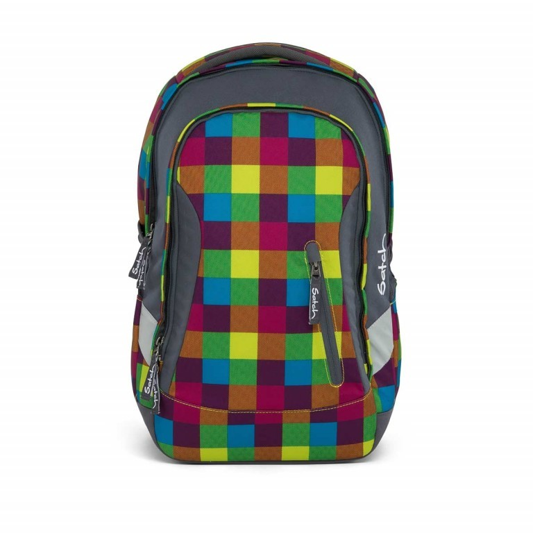 Satch Sleek Rucksack Beach Leach, Farbe: bunt, Manufacturer: Satch, EAN: 4057081005277, Dimensions (cm): 27.0x45.0x15.0, Image 1 of 7