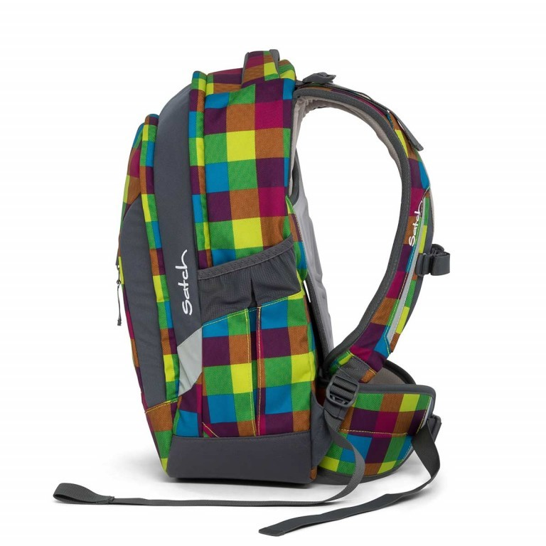 Satch Sleek Rucksack Beach Leach, Farbe: bunt, Manufacturer: Satch, EAN: 4057081005277, Dimensions (cm): 27.0x45.0x15.0, Image 6 of 7