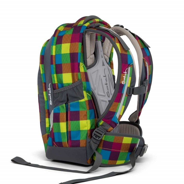 Satch Sleek Rucksack Beach Leach, Farbe: bunt, Manufacturer: Satch, EAN: 4057081005277, Dimensions (cm): 27.0x45.0x15.0, Image 7 of 7
