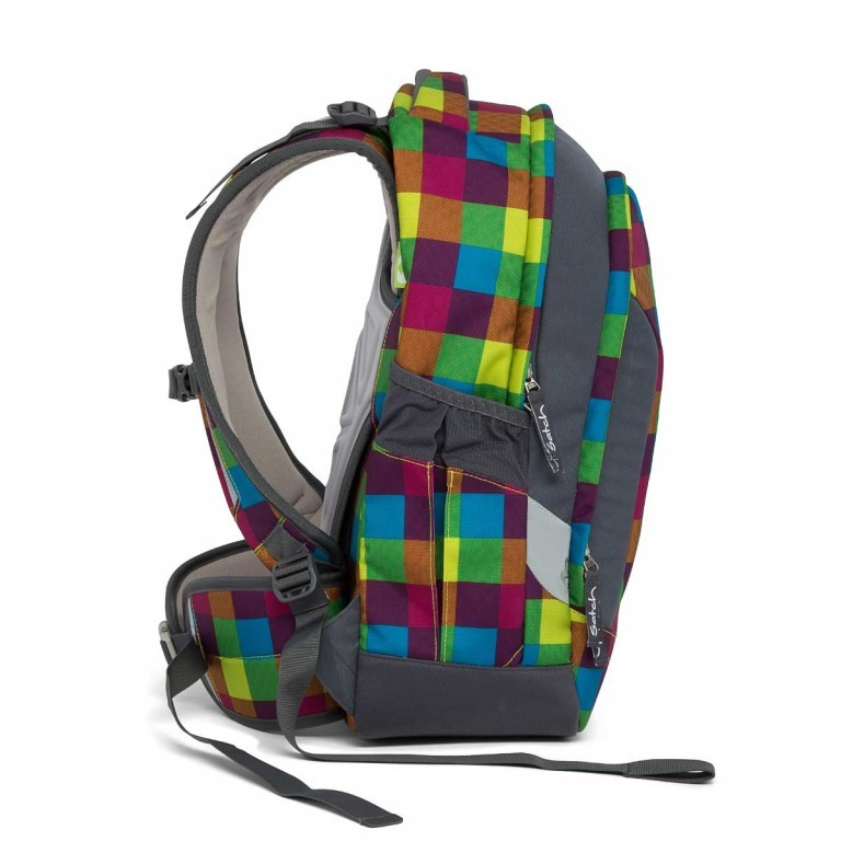 Satch Sleek Rucksack Beach Leach, Farbe: bunt, Manufacturer: Satch, EAN: 4057081005277, Dimensions (cm): 27.0x45.0x15.0, Image 5 of 7