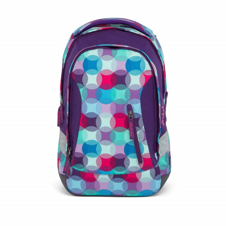 Satch Sleek Rucksack Hurly Pearly, Manufacturer: Satch, EAN: 4057081005345, Dimensions (cm): 27.0x45.0x15.0, Image 1 of 7