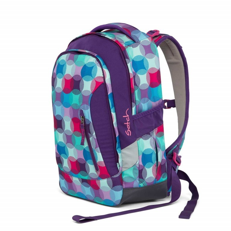 Satch Sleek Rucksack Hurly Pearly, Manufacturer: Satch, EAN: 4057081005345, Dimensions (cm): 27.0x45.0x15.0, Image 4 of 7