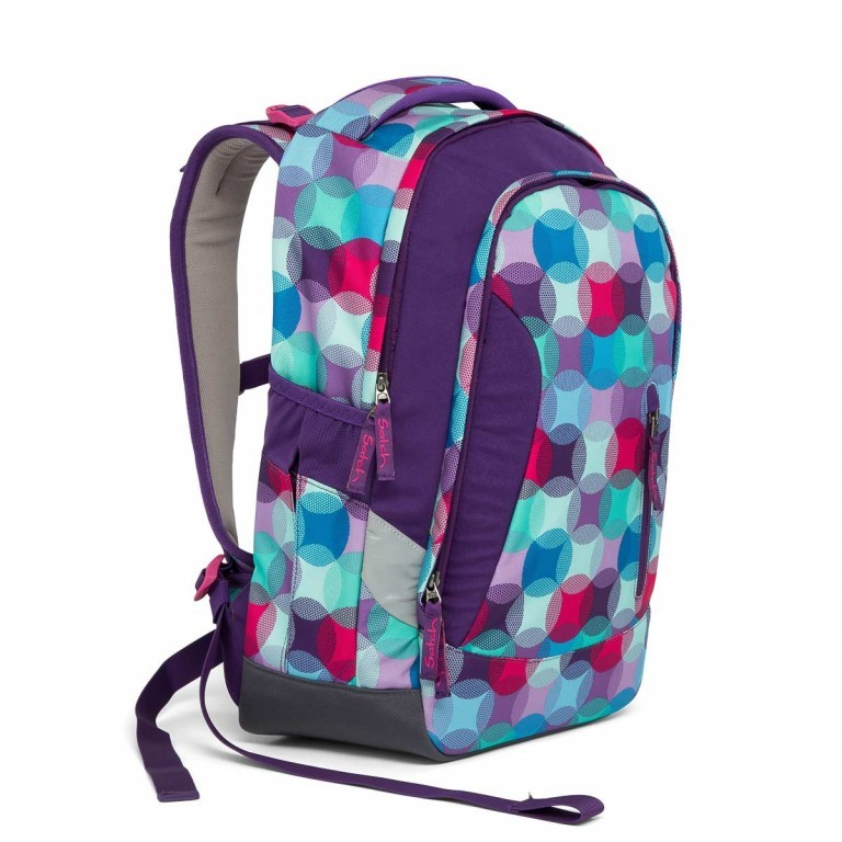Satch Sleek Rucksack Hurly Pearly, Manufacturer: Satch, EAN: 4057081005345, Dimensions (cm): 27.0x45.0x15.0, Image 3 of 7