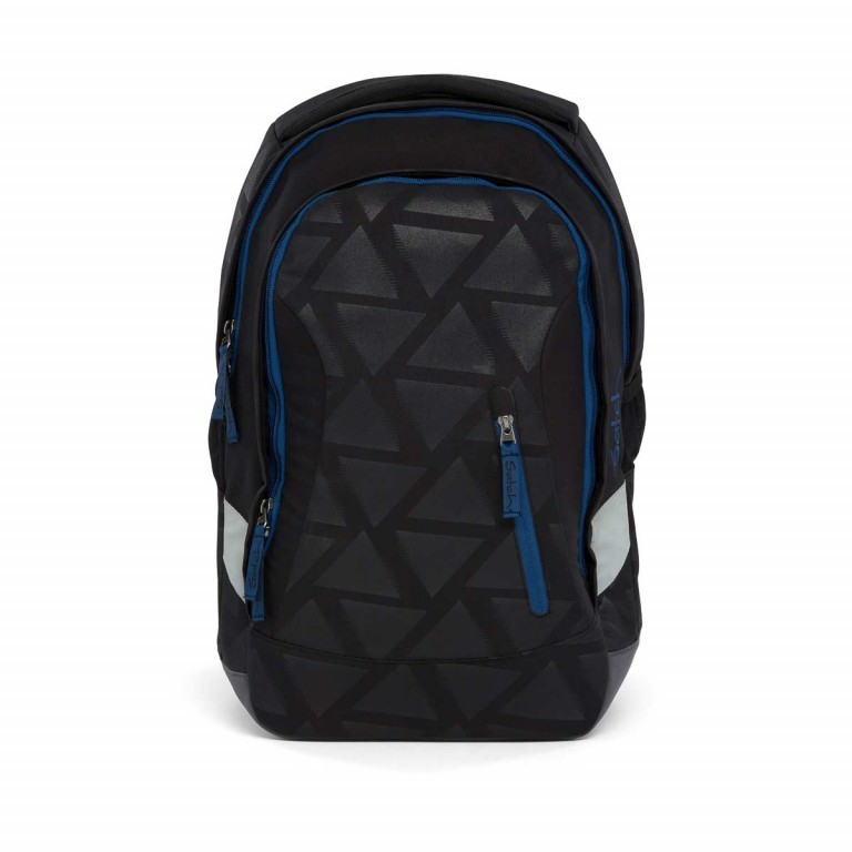Satch Sleek Rucksack Black Triad, Farbe: schwarz, Manufacturer: Satch, EAN: 4057081005253, Dimensions (cm): 27.0x45.0x15.0, Image 1 of 7
