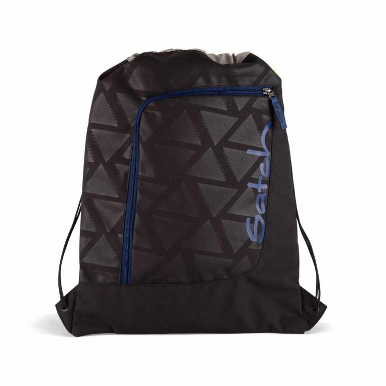 Satch Sportbeutel Black Triad, Farbe: schwarz, Marke: Satch, EAN: 4057081005697, Abmessungen in cm: 33.0x44.0x1.0, Bild 1 von 2