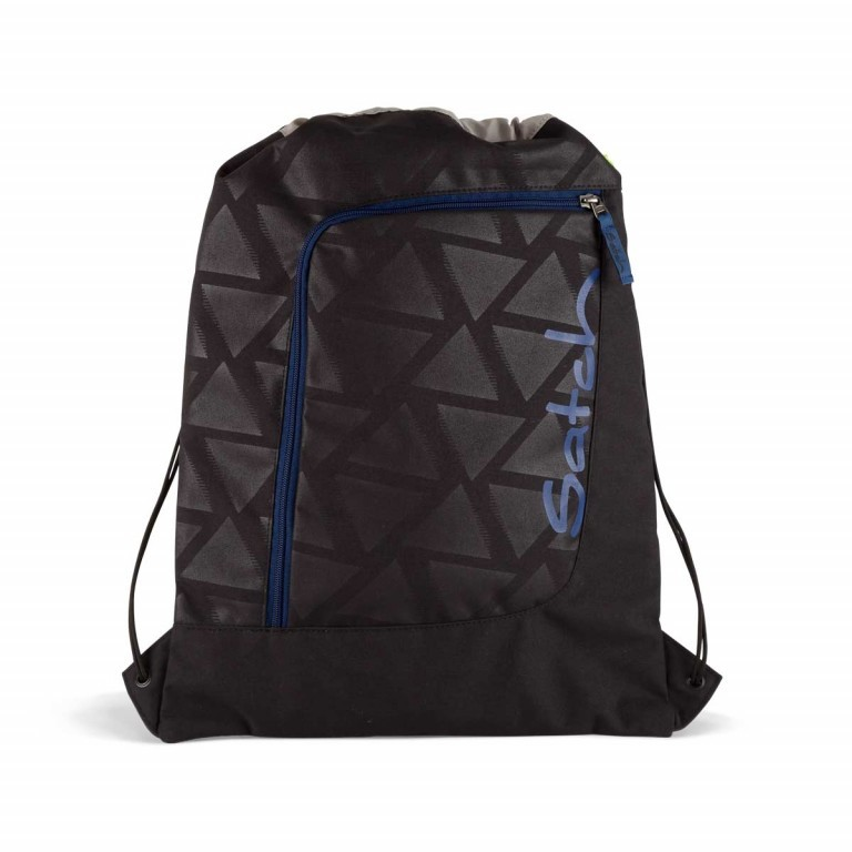 Satch Sportbeutel Black Triad, Farbe: schwarz, Manufacturer: Satch, EAN: 4057081005697, Dimensions (cm): 33.0x44.0x1.0, Image 1 of 2