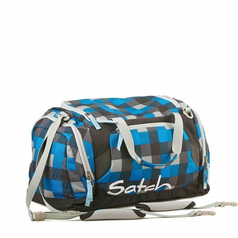 Satch Sporttasche Airtwist, Farbe: blau/petrol, Manufacturer: Satch, EAN: 4260217194992, Dimensions (cm): 50.0x25.0x25.0, Image 1 of 1