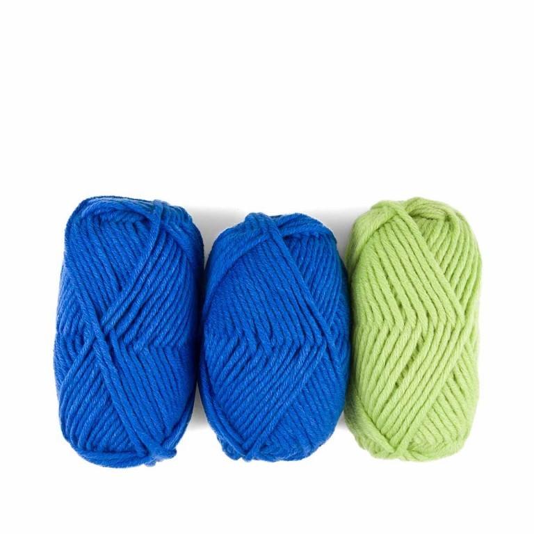 Satch Feat. MyBoshi Rucksack Blue Boshi, Farbe: blau/petrol, Marke: Satch, EAN: 4260389768311, Abmessungen in cm: 30.0x45.0x22.0, Bild 6 von 6