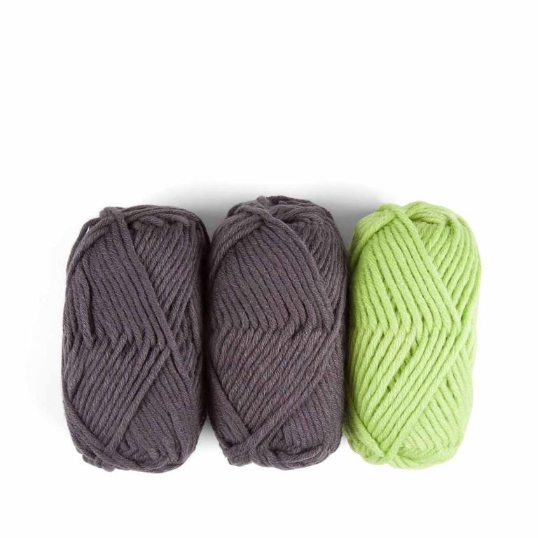 Satch Feat. MyBoshi Rucksack Grey Boshi, Farbe: grau, Marke: Satch, EAN: 4260389768328, Abmessungen in cm: 30.0x45.0x22.0, Bild 5 von 5