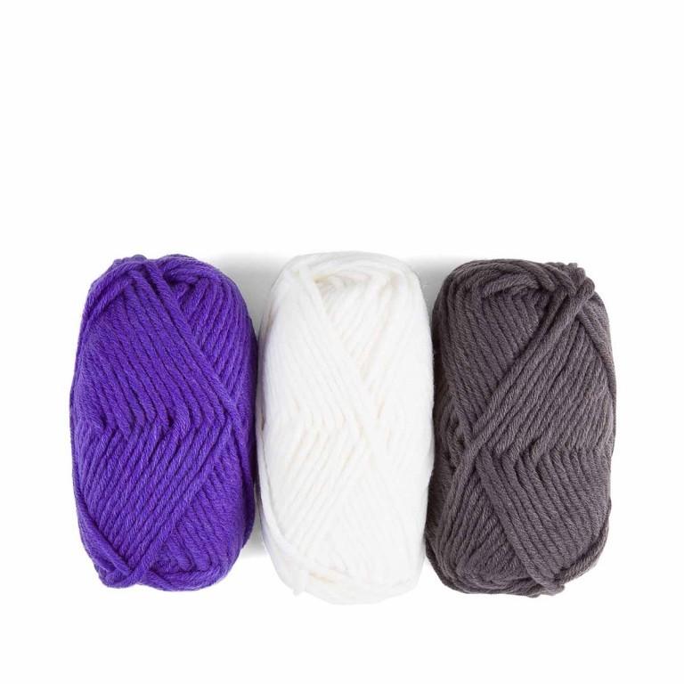 Satch Feat. MyBoshi Rucksack Purple Boshi, Farbe: flieder/lila, Marke: Satch, EAN: 4260389768304, Abmessungen in cm: 30.0x45.0x22.0, Bild 5 von 5