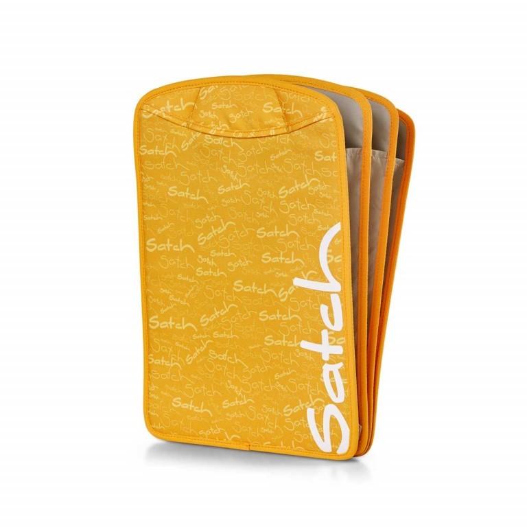 Satch Heftbox Tripleflex Orange, Farbe: orange, Marke: Satch, EAN: 4260217198532, Abmessungen in cm: 38.0x3.0x25.0, Bild 1 von 1