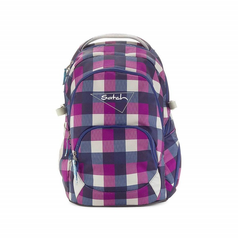 Satch-Air Rucksack Berry Carry, Farbe: flieder/lila, Manufacturer: Satch, EAN: 4260389768380, Dimensions (cm): 30.0x43.0x22.0, Image 1 of 3