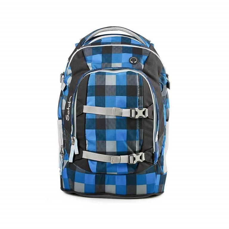 Satch Rucksack Airtwist, Farbe: blau/petrol, Marke: Satch, EAN: 4260389760025, Abmessungen in cm: 30.0x45.0x22.0, Bild 1 von 3