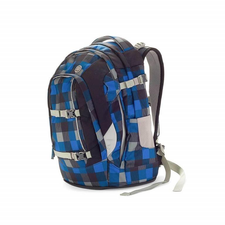 Satch Rucksack Airtwist, Farbe: blau/petrol, Marke: Satch, EAN: 4260389760025, Abmessungen in cm: 30.0x45.0x22.0, Bild 2 von 3