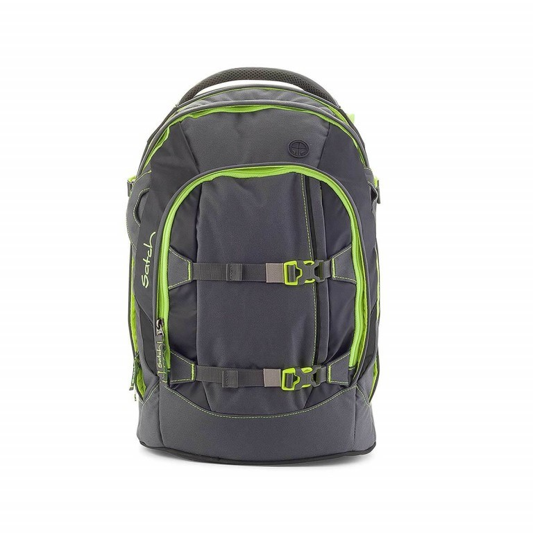 Satch Pack Rucksack Phantom, Farbe: grau, Marke: Satch, EAN: 4260389760124, Abmessungen in cm: 30.0x45.0x22.0, Bild 1 von 3