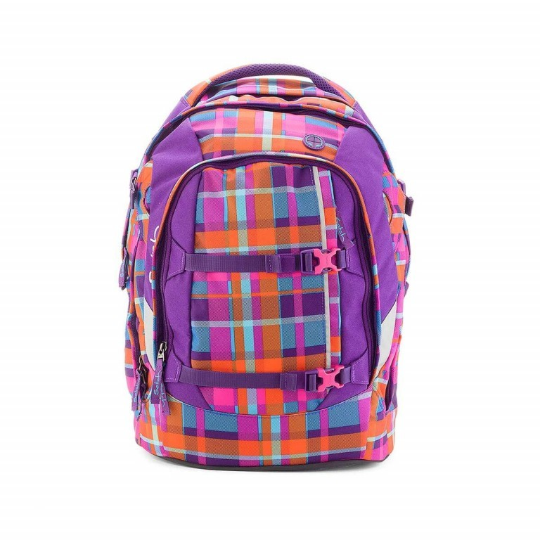 Satch Pack Rucksack Tropic Thunder, Farbe: orange, Manufacturer: Satch, EAN: 4260389760094, Dimensions (cm): 30.0x45.0x22.0, Image 1 of 3