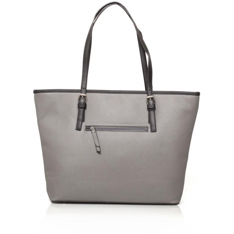 LICHTBLAU Shopper Grau, Farbe: grau, Marke: Lichtblau, Abmessungen in cm: 46.0x31.0x8.0, Bild 3 von 5