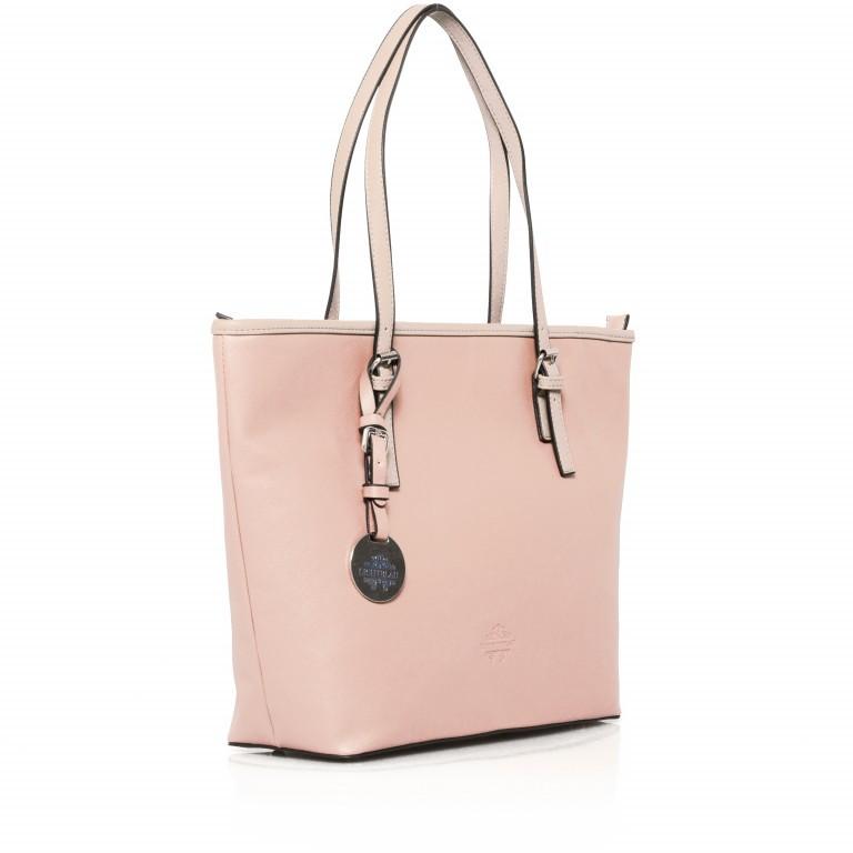 LICHTBLAU Shopper Rosa, Farbe: rosa/pink, Marke: Lichtblau, Abmessungen in cm: 46.0x31.0x8.0, Bild 2 von 5
