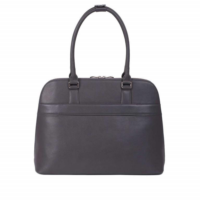 Socha Business Bag Couture Taupe Gris, Farbe: grau, Marke: Socha, EAN: 4029276048345, Abmessungen in cm: 44.5x32.5x14.0, Bild 3 von 6