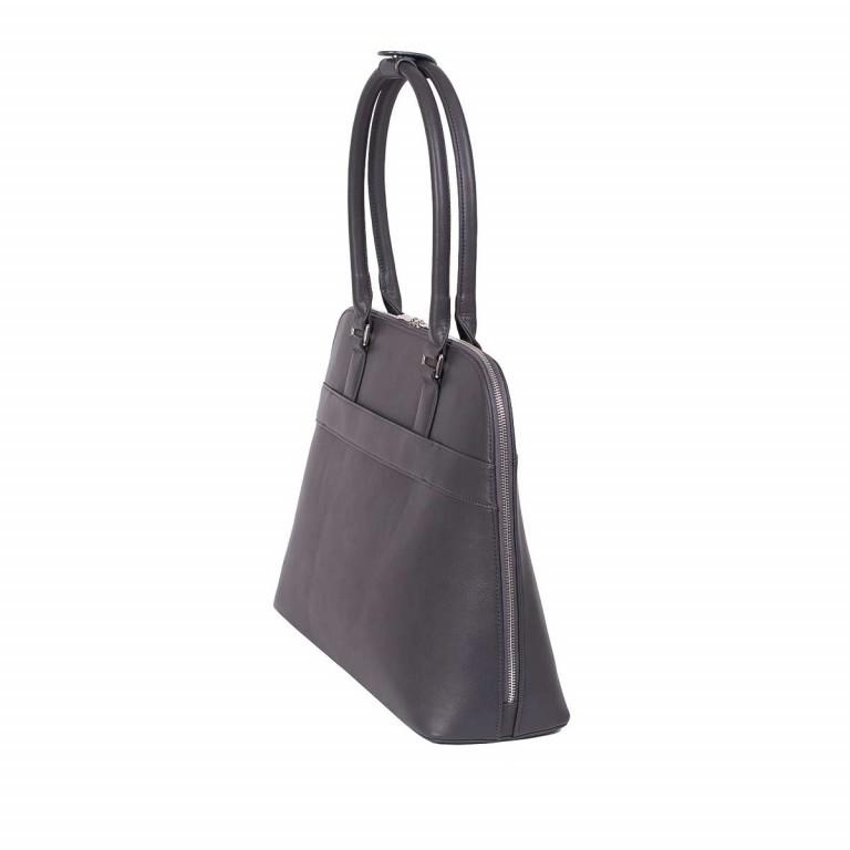 Socha Business Bag Couture Taupe Gris, Farbe: grau, Marke: Socha, EAN: 4029276048345, Abmessungen in cm: 44.5x32.5x14.0, Bild 2 von 6