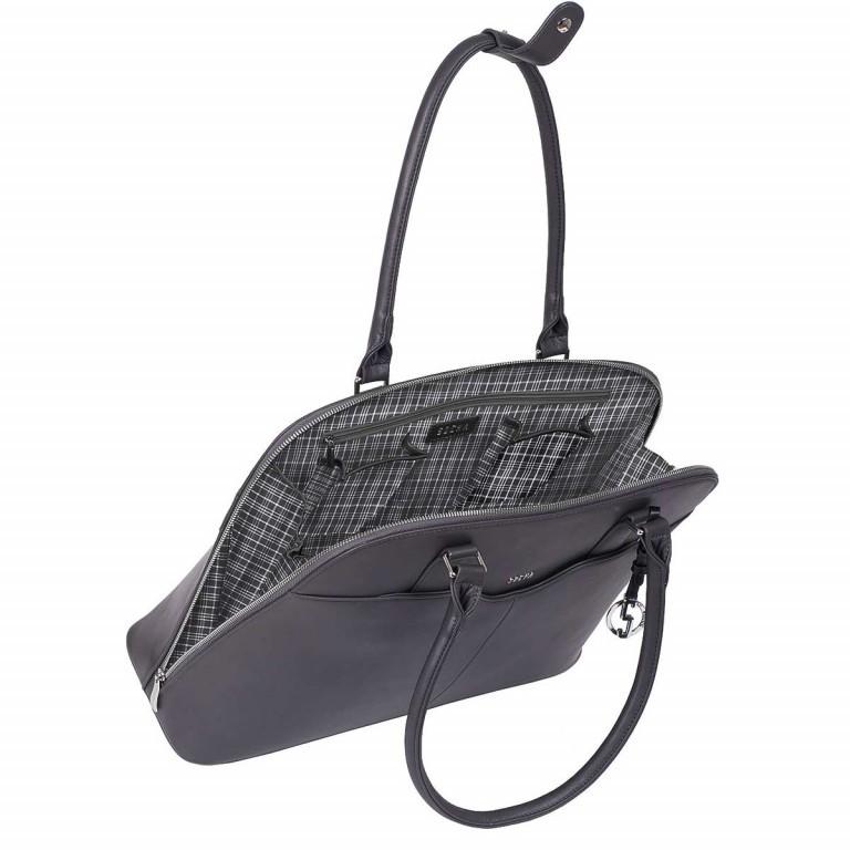 Socha Business Bag Couture Taupe Gris, Farbe: grau, Marke: Socha, EAN: 4029276048345, Abmessungen in cm: 44.5x32.5x14.0, Bild 4 von 6