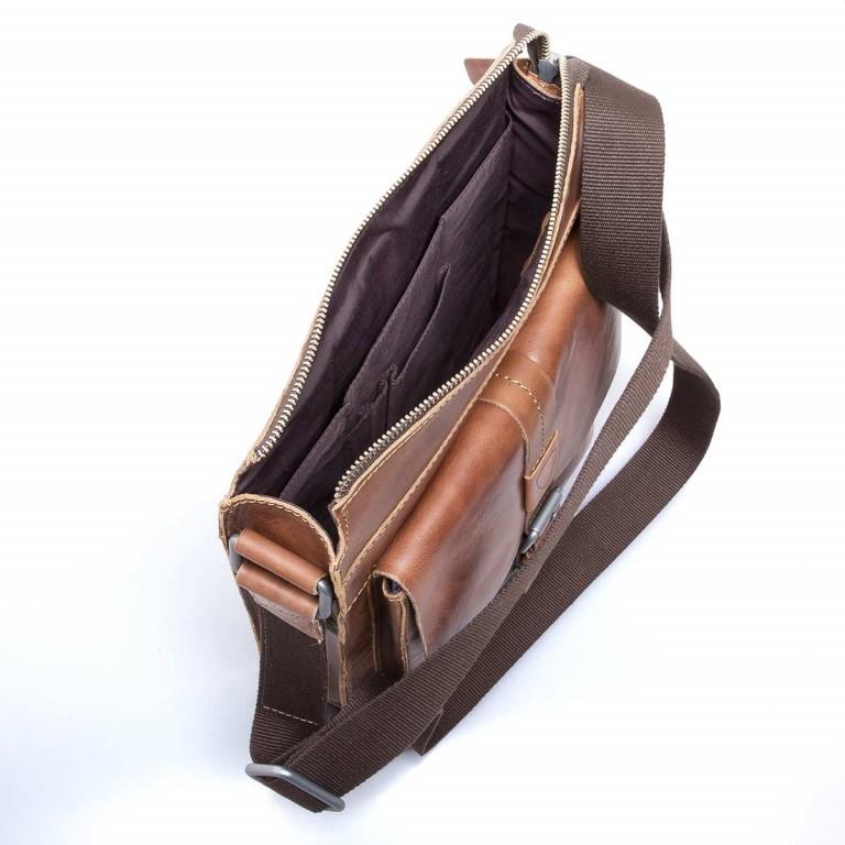 Strellson Blake Shoulder Bag S Dark Grey, Farbe: anthrazit, Marke: Strellson, EAN: 4053533408993, Abmessungen in cm: 28.0x31.0x5.5, Bild 3 von 4