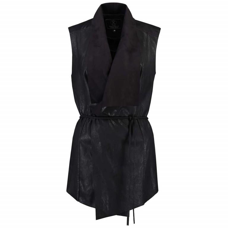 RINO & PELLE Weste Stylist Black Gr.44, Farbe: schwarz, Marke: Rino & Pelle, Bild 1 von 2