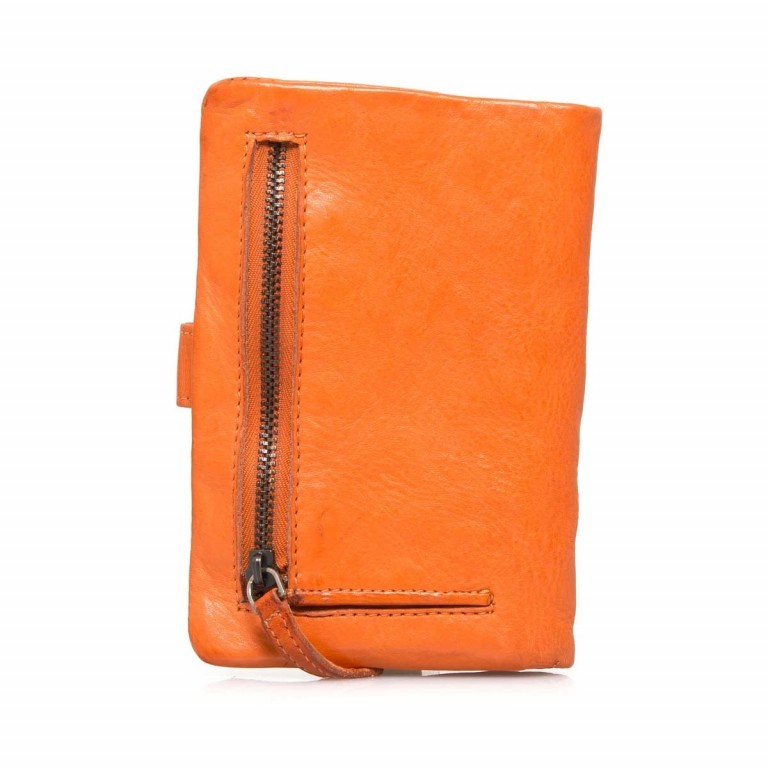 JACK KINSKY Sydney 818-360 Orange, Farbe: orange, Marke: Jack Kinsky, EAN: 4051482407739, Abmessungen in cm: 10.0x14.0x2.5, Bild 2 von 3