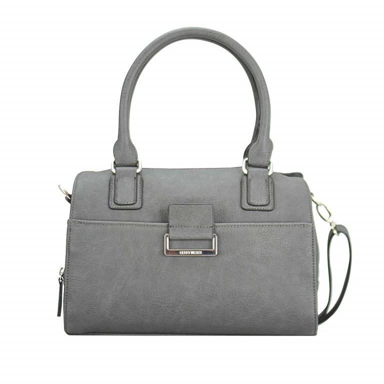 Gerry Weber Talk Different Handbag Synthetisches Leder Grau, Farbe: grau, Marke: Gerry Weber, EAN: 4053533207893, Abmessungen in cm: 29.5x19.0x15.0, Bild 1 von 1