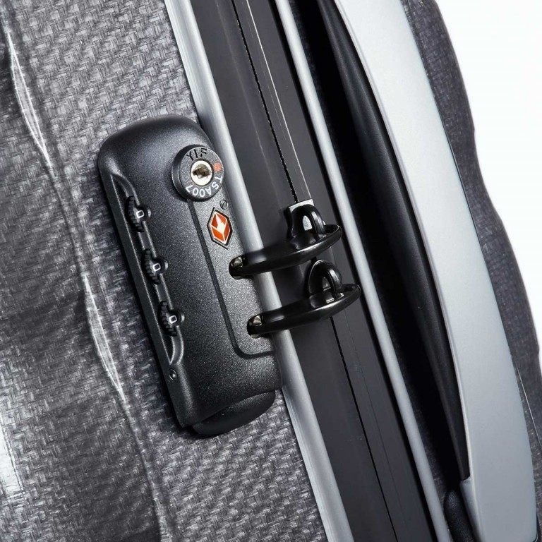 Samsonite Firelite 48575 Spinner 69 Eclipse Grey, Farbe: grau, Manufacturer: Samsonite, Dimensions (cm): 47.0x69.0x29.0, Image 3 of 7