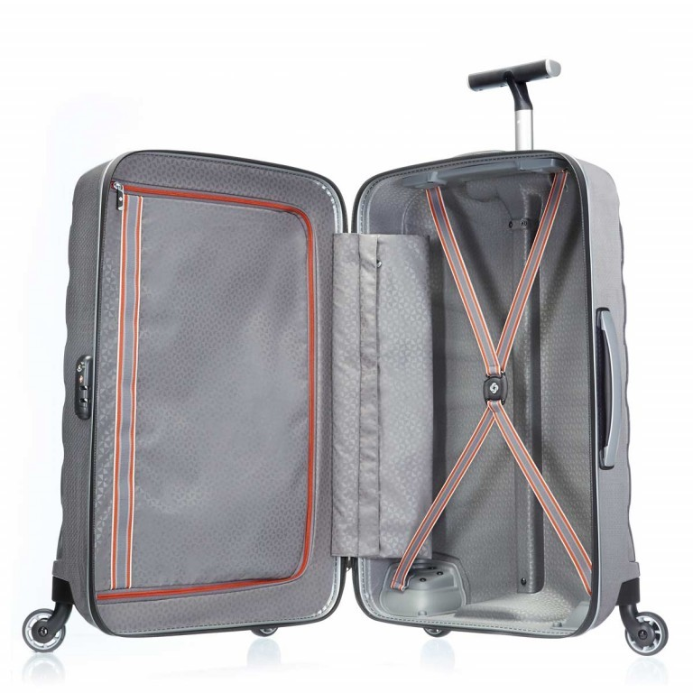 Samsonite Firelite 48575 Spinner 69 Eclipse Grey, Farbe: grau, Manufacturer: Samsonite, Dimensions (cm): 47.0x69.0x29.0, Image 4 of 7