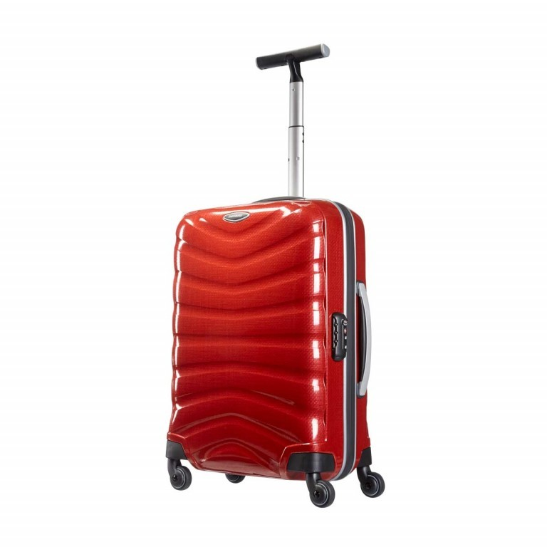 Samsonite Firelite 48574 Spinner 55 Chili Red, Farbe: rot/weinrot, Manufacturer: Samsonite, Dimensions (cm): 40.0x55.0x20.0, Image 1 of 7