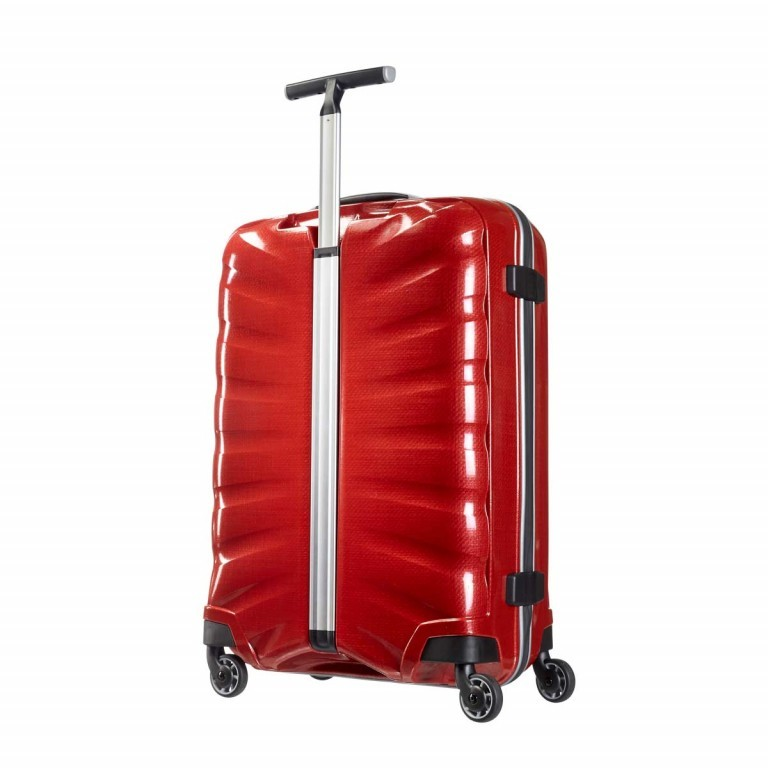 Samsonite Firelite 48575 Spinner 69 Chili Red, Farbe: rot/weinrot, Manufacturer: Samsonite, Dimensions (cm): 47.0x69.0x29.0, Image 7 of 8