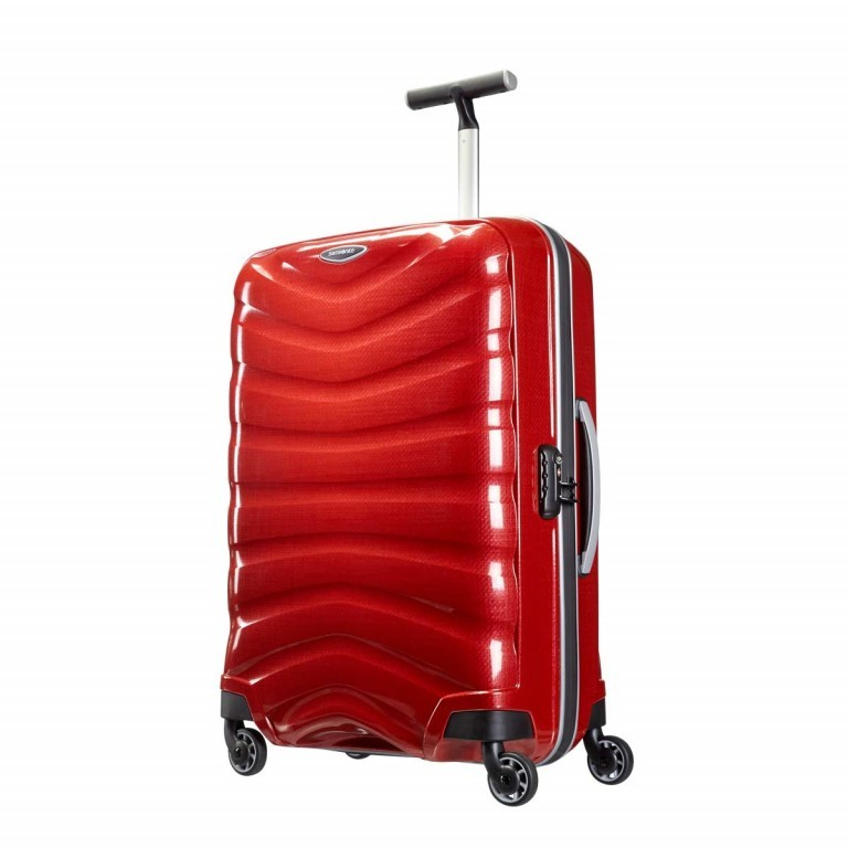 Samsonite Firelite 48575 Spinner 69 Chili Red, Farbe: rot/weinrot, Manufacturer: Samsonite, Dimensions (cm): 47.0x69.0x29.0, Image 1 of 8