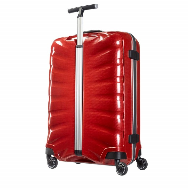 Samsonite Firelite 48576 Spinner 75 Chili Red, Farbe: rot/weinrot, Manufacturer: Samsonite, Dimensions (cm): 52.0x75.0x31.0, Image 7 of 8